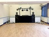 Function Room at Tamworth Masonic Rooms