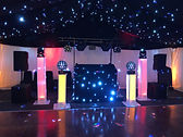 Lichfield Rugby Club Marquee Disco