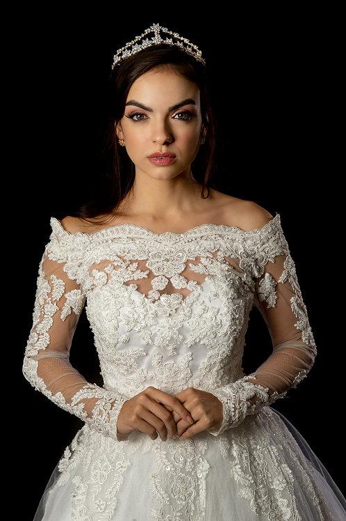Vestido de Noiva Lótus