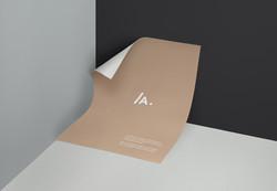 Papier Entwurf
