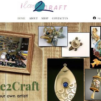 i LOVE 2 Craft