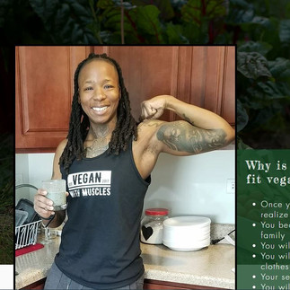 Vegan With Muscle
