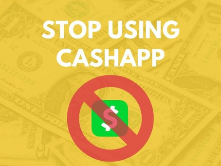 Stop using Cash App, Accept Payments Professionally