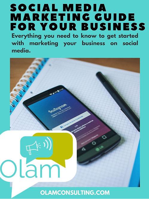Social Media Marketing Guide eBook