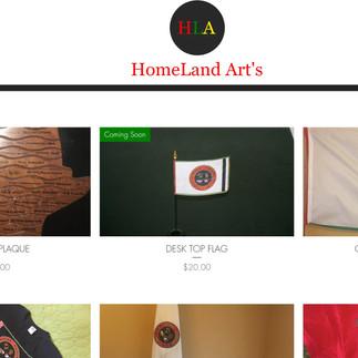 Homeland Arts