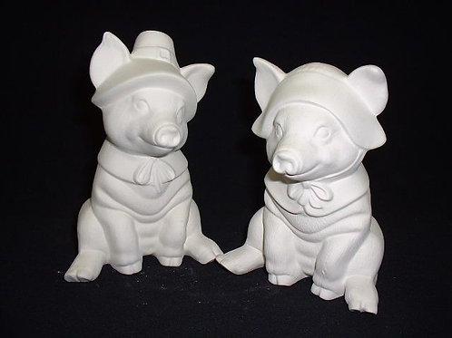 Pig Pilgrims