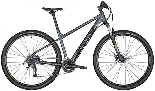 Велосипед Bergamont Revox 3 2020 silver blue