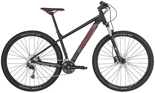 Велосипед Bergamont Revox 5 2019 black/grey/red