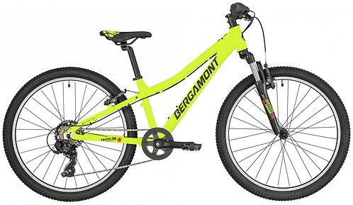 "Велосипед 24"" Bergamont Revox 24 Boy lime green/black"