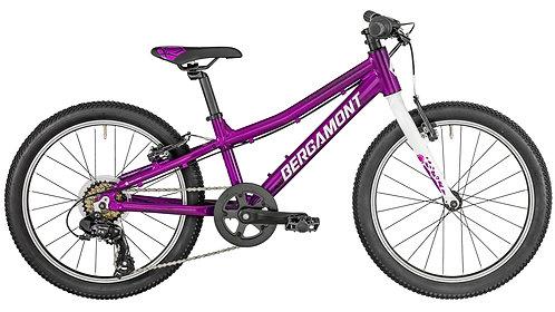 """Велосипед 20"""" Bergamont Bergamonster Girl 2019"""