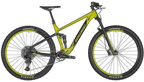 """Велосипед 29"""" Bergamont  Contrail 5 2020 lime green metallic/black"""
