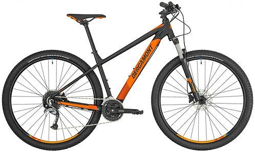 Велосипед Bergamont Revox 4 2019 black/orange