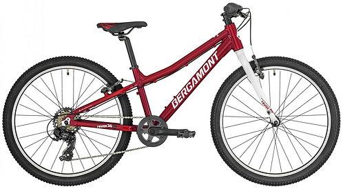 """Велосипед 24"""" Bergamont Revox 24 Lite red/white"""