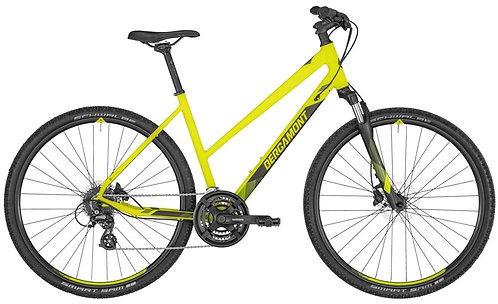 """Велосипед 28"""" Bergamont Helix 3 lady 2020 yellow/black"""