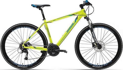 "Велосипед 27,5"" Lombardo Sestriere 350 U yellow/blue"