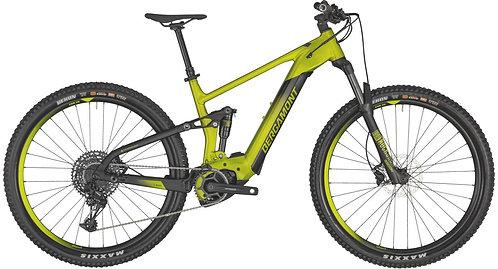 "Электровелосипед 29"" Bergamont E-Contrail Pro 2020 lime green metallic/black"