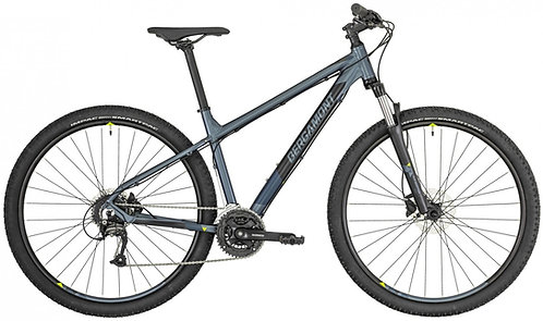 Велосипед Bergamont Revox 3 2019 silver blue