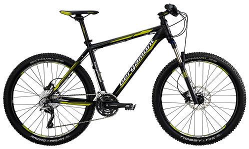 """Велосипед 26"""" Bergamont Platoon 4.3 black/lime"""