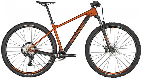 """Велосипед 29"""" Bergamont Revox Sport 2020 dirty orange"""