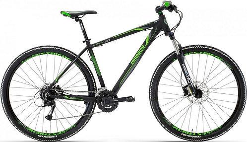 "Велосипед 29"" Lombardo Sestriere 350 U black/green"