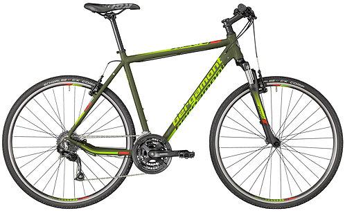 """Велосипед 28"""" Bergamont Helix 3.0 olive/green"""