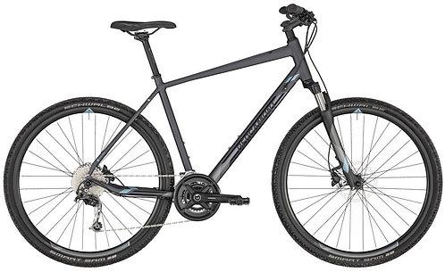 """Велосипед 28"""" Bergamont Helix 5 gent 2020 anthracite/black/silver"""