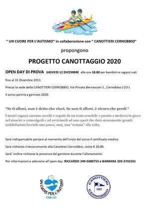 CORSO DI CANNOTTAGGIO