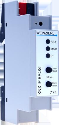 KNX IP BAOS 772/774