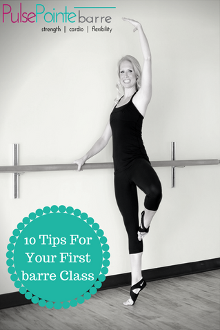 10 Things To Know Before Your First barre Class