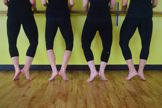 PulsePointe barre Technique Tip - First Position