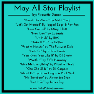 May All Star Playlist