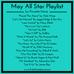 May All Star Playlist