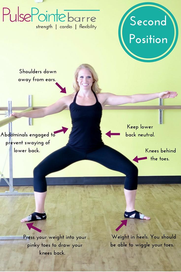 Second Position Technique Tip