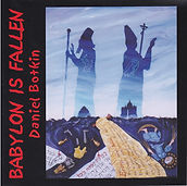 Babylon is Fallen Music CD Daniel Botkin