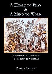 Ezra Nehmiah Book by Daniel Botkin