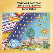 Once in a Lifetime Music CD Daniel Botkin