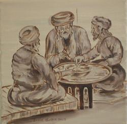 Abraham's Three Visitors