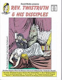 Rev Twistruth Vol 1 Comic Book Daniel Botkin