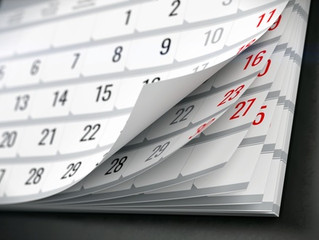 Appointed Times: Is He the Lord of Your Calendar?