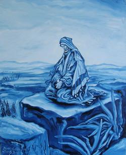 Isaiah Praying