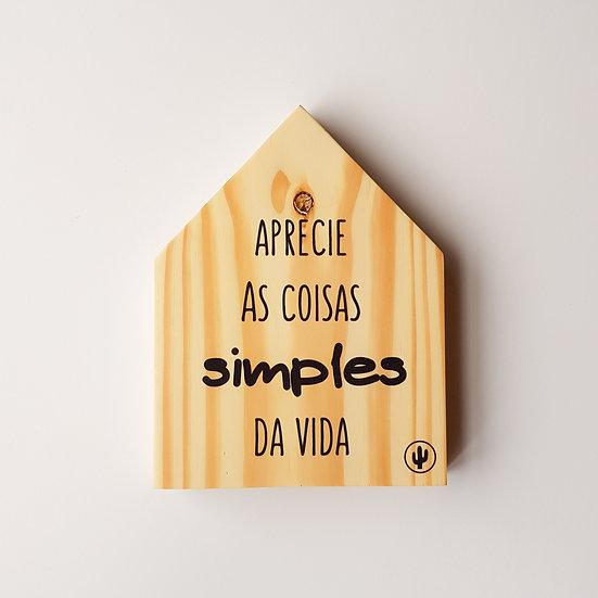 Casinha G Coisas Simples