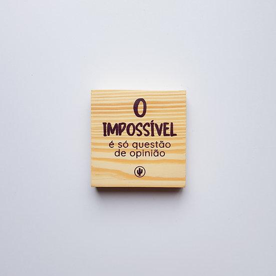 Quadrado Impossível