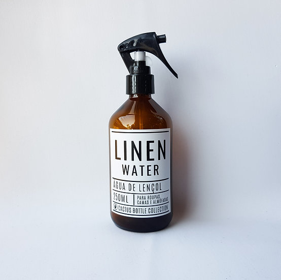 Frasco Keep It - Água de Lençol 250ml