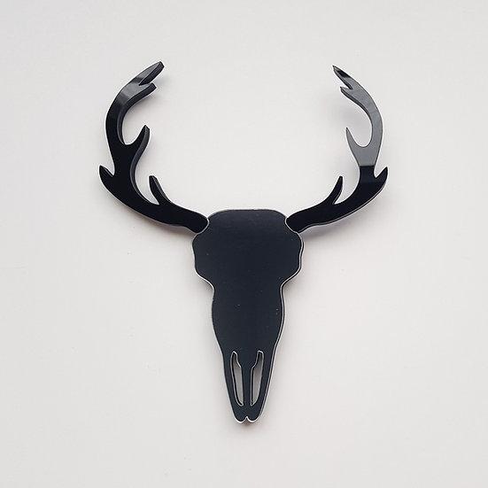 Adorno Skull Cervo