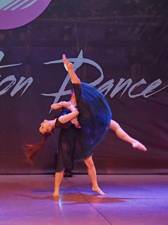 1st Place at Destination Dance