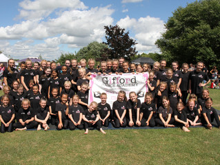 Gifford Dance Academy at Stotfold Fete 2017. Well done everyone! An amazing performance!