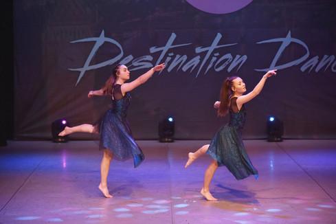 Reb and Lucie Duet Destination Dance 2.J