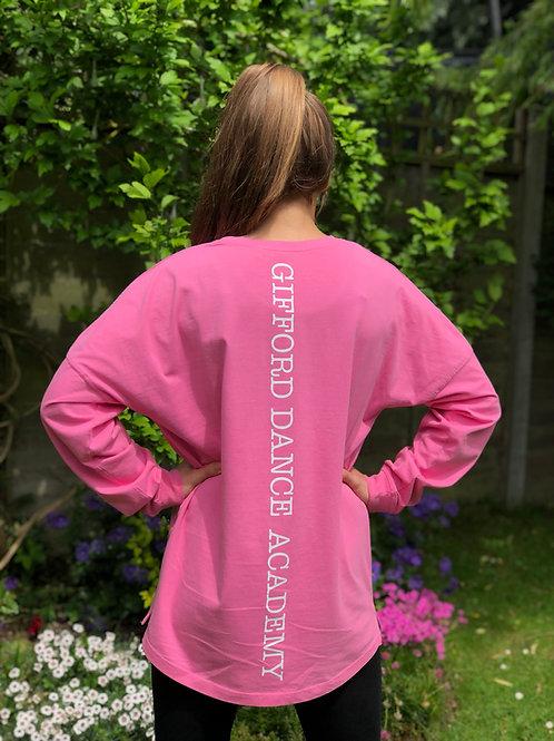 Pink Gifford Dance Sweatshirt