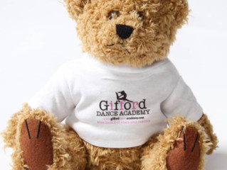 The GDA Teddy has Arrived!