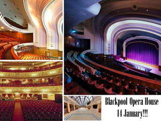 Our Competition Squad Perform at Blackpool Opera House this Weekend!